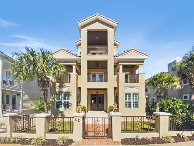 60 White Cliffs Drive, Santa Rosa Beach, FL 32459 (MLS #840449) :: Classic Luxury Real Estate, LLC
