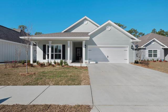 164 Stonegate Circle Lot 23, Santa Rosa Beach, FL 32459 (MLS #840481) :: The Beach Group