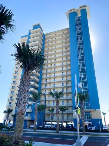 10713 Front Beach Road Unit 905, Panama City Beach, FL 32407 (MLS #840497) :: Berkshire Hathaway HomeServices Beach Properties of Florida