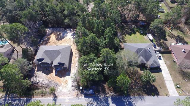 2362 Valley Road, Navarre, FL 32566 (MLS #840514) :: Berkshire Hathaway HomeServices PenFed Realty