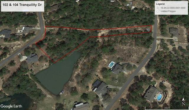 2.12 AC Tranquility Drive, Crestview, FL 32536 (MLS #840536) :: Luxury Properties on 30A