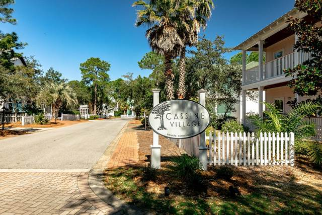 TBD Cassine Way, Santa Rosa Beach, FL 32459 (MLS #840549) :: Classic Luxury Real Estate, LLC