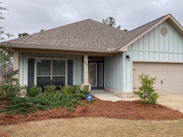 289 Dickens Drive, Freeport, FL 32439 (MLS #840582) :: Scenic Sotheby's International Realty