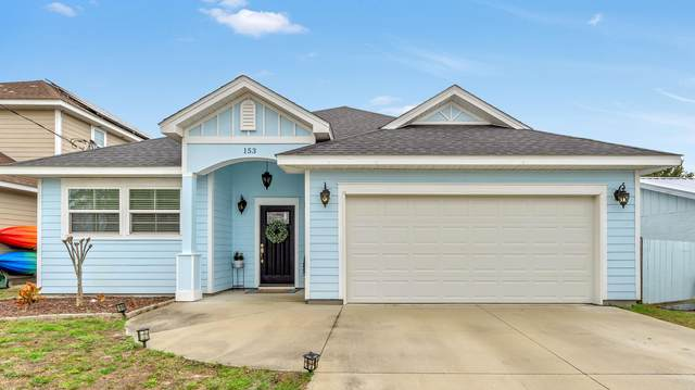 153 Oleander Circle, Panama City Beach, FL 32413 (MLS #840607) :: Berkshire Hathaway HomeServices Beach Properties of Florida