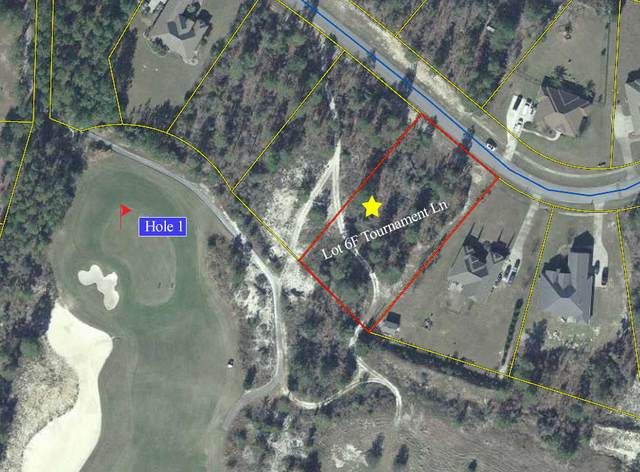 Lot 6F Tournament Lane, Freeport, FL 32439 (MLS #840651) :: Scenic Sotheby's International Realty