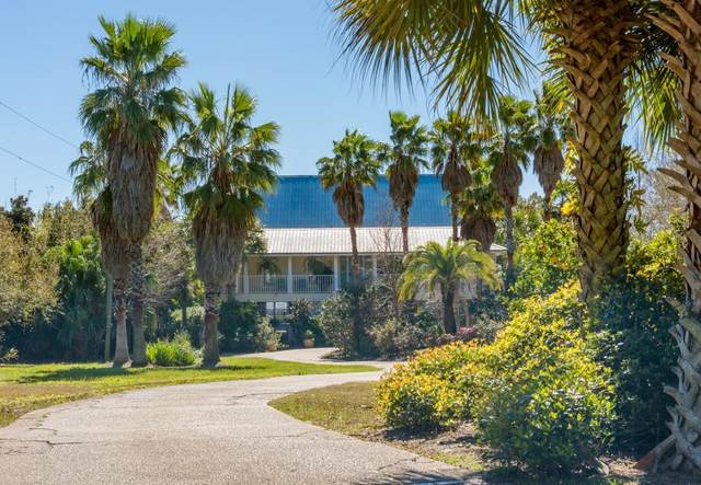 4909 Soundside Drive, Gulf Breeze, FL 32563 (MLS #840660) :: Engel & Voelkers - 30A Beaches