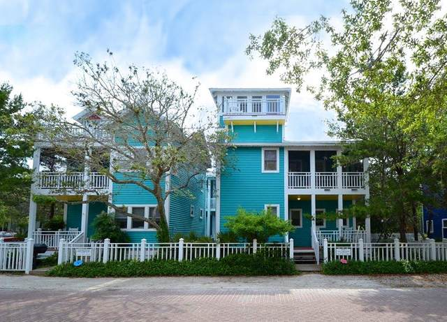 757 Forest Street, Santa Rosa Beach, FL 32459 (MLS #840688) :: Coastal Luxury