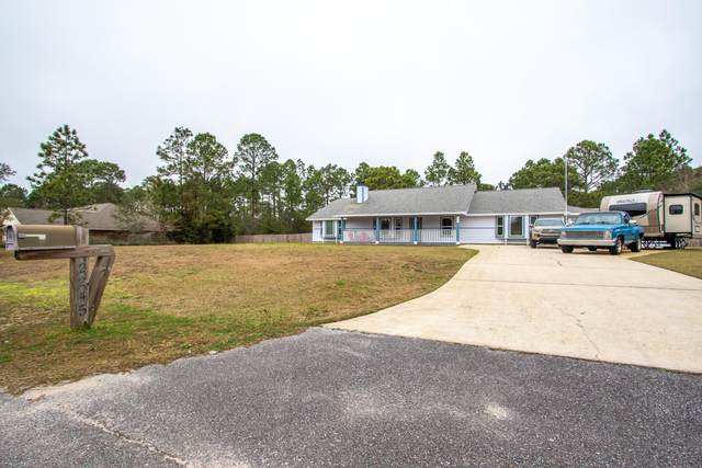 2245 Las Vegas Trail, Navarre, FL 32566 (MLS #840697) :: Linda Miller Real Estate