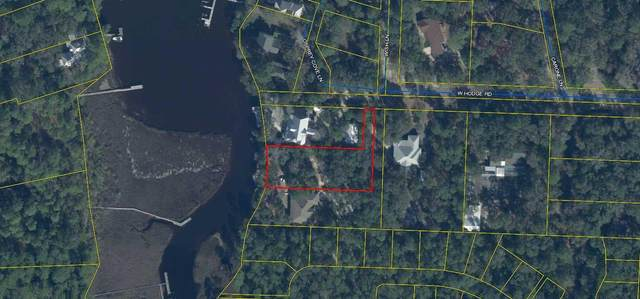 Lot 9 Osprey Cove Lane, Santa Rosa Beach, FL 32459 (MLS #840707) :: Engel & Voelkers - 30A Beaches