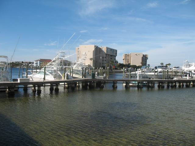 770 Harbor Boulevard C16, Destin, FL 32541 (MLS #840751) :: Berkshire Hathaway HomeServices Beach Properties of Florida