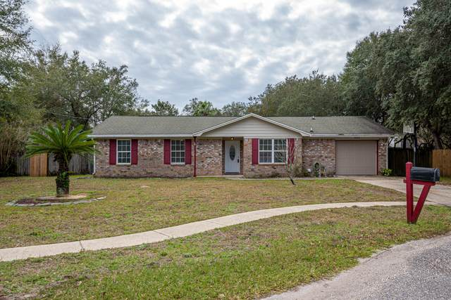 7843 Sleepy Bay Boulevard, Navarre, FL 32566 (MLS #840763) :: The Beach Group