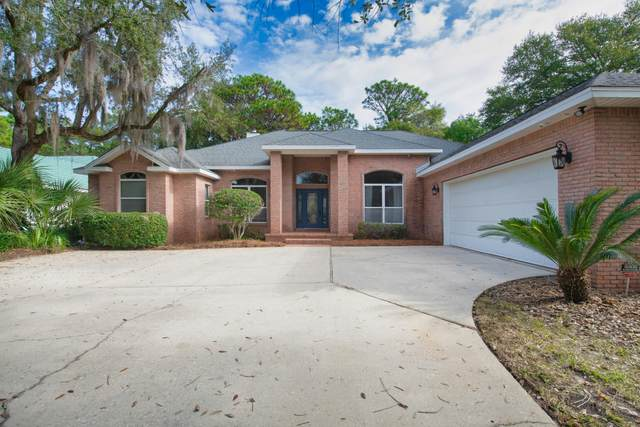 901 Sara Drive, Shalimar, FL 32579 (MLS #840779) :: Classic Luxury Real Estate, LLC