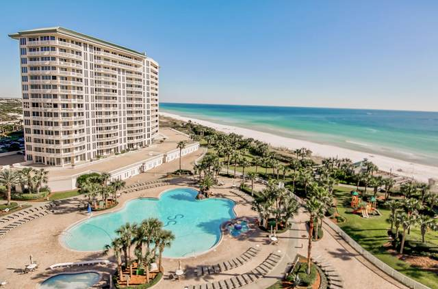 15200 Emerald Coast Parkway #1002, Destin, FL 32541 (MLS #840787) :: Berkshire Hathaway HomeServices Beach Properties of Florida