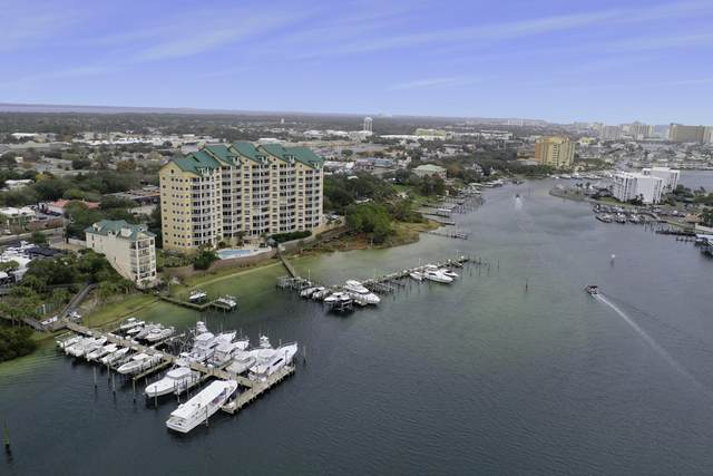 662 Harbor Boulevard #750, Destin, FL 32541 (MLS #840830) :: Coastal Luxury