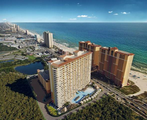 15928 Front Beach Road #808, Panama City Beach, FL 32413 (MLS #840896) :: Back Stage Realty