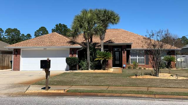 8244 Hartington Drive, Navarre, FL 32566 (MLS #840955) :: Coastal Lifestyle Realty Group