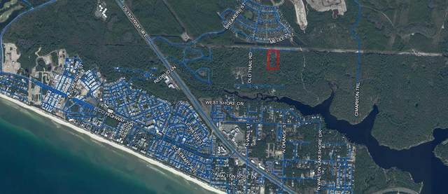 XX Jeep Road, Inlet Beach, FL 32461 (MLS #840975) :: Berkshire Hathaway HomeServices Beach Properties of Florida