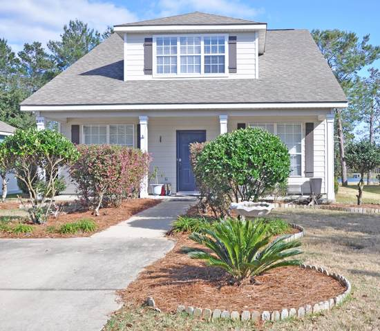 491 Fanny Ann Way, Freeport, FL 32439 (MLS #840979) :: Berkshire Hathaway HomeServices Beach Properties of Florida