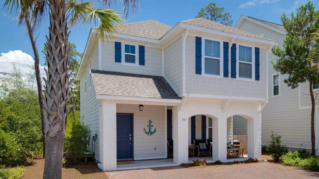 50 Sandpine Loop, Inlet Beach, FL 32461 (MLS #840985) :: Berkshire Hathaway HomeServices Beach Properties of Florida