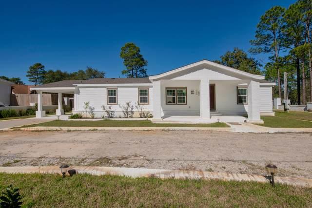 169 Kimberly Ann Drive, Santa Rosa Beach, FL 32459 (MLS #841020) :: Berkshire Hathaway HomeServices Beach Properties of Florida