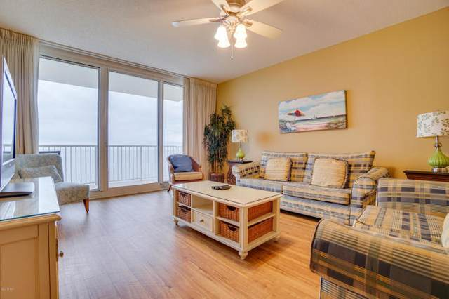 10811 Front Beach Road Unit 2001, Panama City Beach, FL 32407 (MLS #841039) :: The Premier Property Group