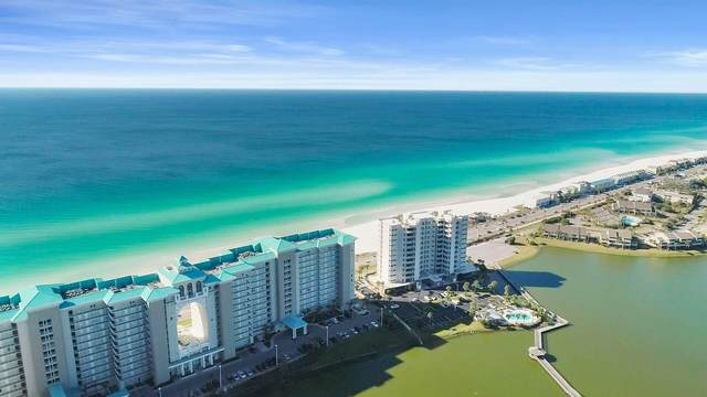 1200 Scenic Gulf Drive Unit B510, Miramar Beach, FL 32550 (MLS #841041) :: Somers & Company