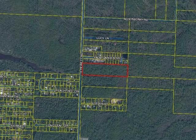 LOT 60 E Hewett East Road, Santa Rosa Beach, FL 32459 (MLS #841074) :: Berkshire Hathaway HomeServices Beach Properties of Florida