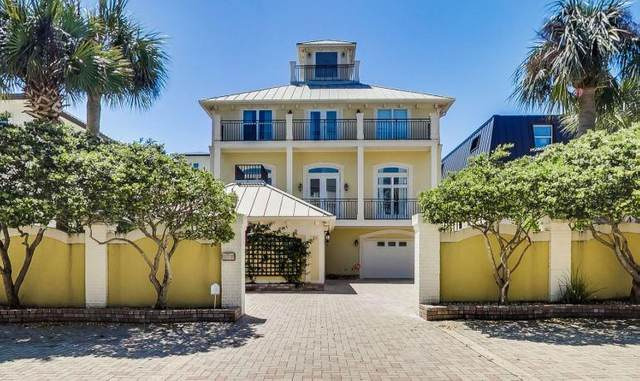 747 Scenic Gulf Drive, Miramar Beach, FL 32550 (MLS #841096) :: Watson International Realty, Inc.