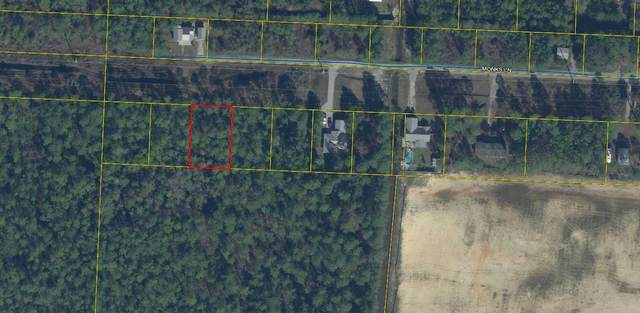Lot 12 Monk Lane, Santa Rosa Beach, FL 32459 (MLS #841114) :: Berkshire Hathaway HomeServices Beach Properties of Florida