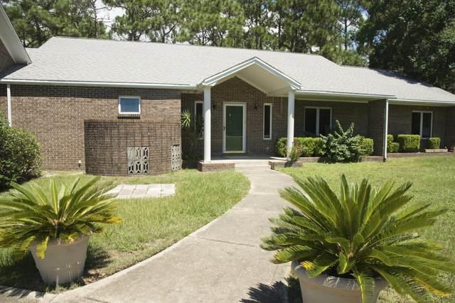 9550 Sunnybrook Drive, Navarre, FL 32566 (MLS #841140) :: Classic Luxury Real Estate, LLC
