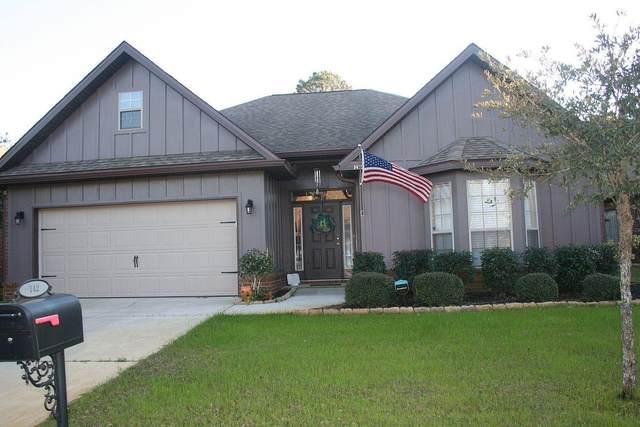 142 Whispering Lake Drive, Santa Rosa Beach, FL 32459 (MLS #841161) :: Luxury Properties on 30A