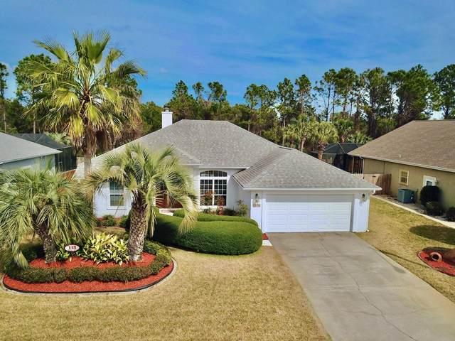 113 Summer Breeze Road, Panama City Beach, FL 32413 (MLS #841195) :: CENTURY 21 Coast Properties