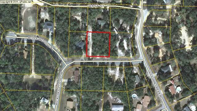 Lot 9 BlkC Hickory Loop Drive, Freeport, FL 32439 (MLS #841217) :: Keller Williams Realty Emerald Coast