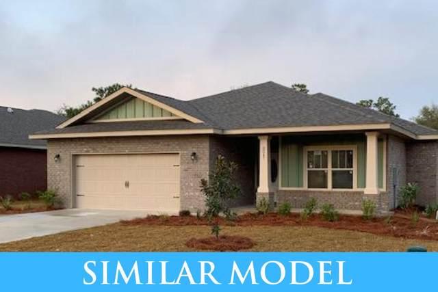 2516 Tree Feather, Navarre, FL 32566 (MLS #841254) :: Coastal Lifestyle Realty Group