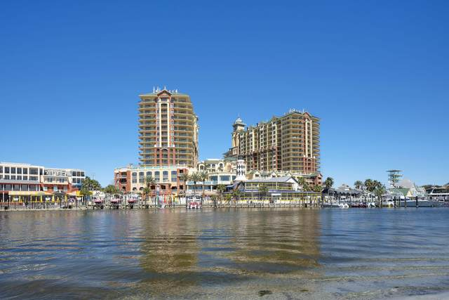 10 Harbor Boulevard Unit W328, Destin, FL 32541 (MLS #841283) :: Berkshire Hathaway HomeServices Beach Properties of Florida
