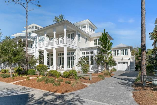 102 Vermilion Way, Santa Rosa Beach, FL 32459 (MLS #841292) :: Luxury Properties on 30A
