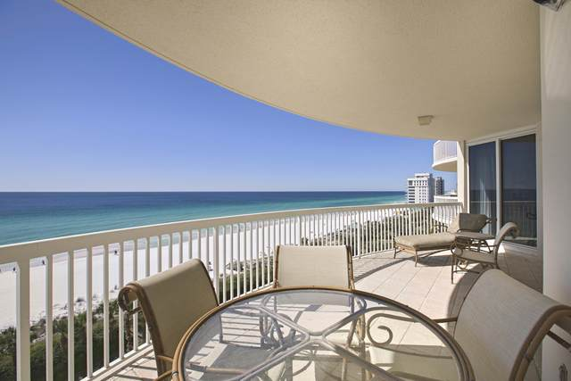 15400 Emerald Coast Parkway Unit 802, Destin, FL 32541 (MLS #841298) :: Engel & Voelkers - 30A Beaches