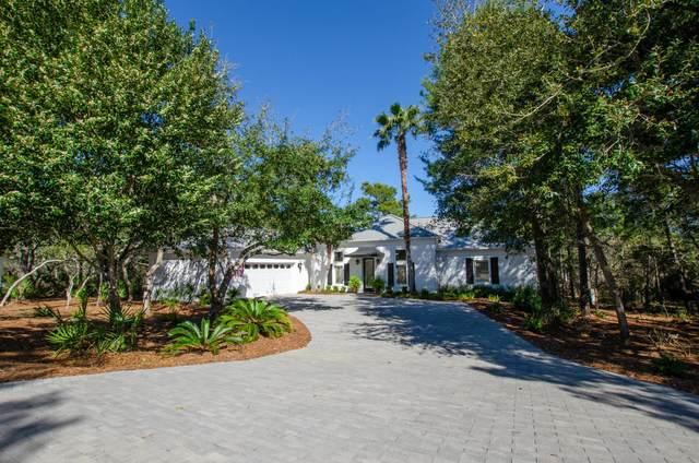 370 Hilltop Drive, Santa Rosa Beach, FL 32459 (MLS #841360) :: Somers & Company