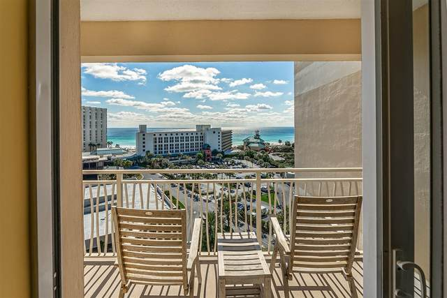5002 Sandestin South Boulevard Unit 6731, Miramar Beach, FL 32550 (MLS #841378) :: Berkshire Hathaway HomeServices Beach Properties of Florida