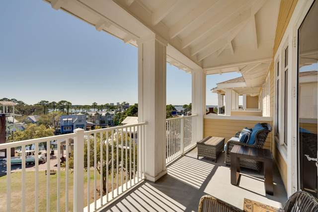 9100 Baytowne Wharf Boulevard #558, Miramar Beach, FL 32550 (MLS #841470) :: Coastal Lifestyle Realty Group