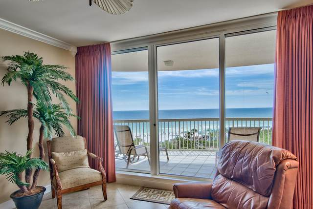 15400 Emerald Coast Parkway #607, Destin, FL 32541 (MLS #841491) :: Engel & Voelkers - 30A Beaches