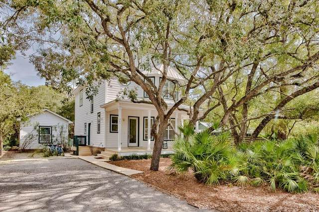 261 Defuniak Street, Santa Rosa Beach, FL 32459 (MLS #841492) :: Scenic Sotheby's International Realty