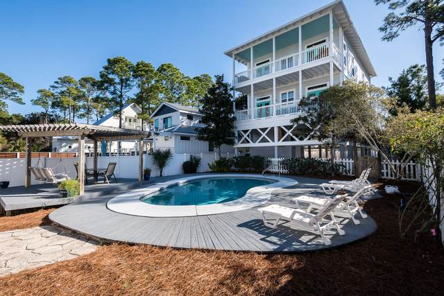 146 Magnolia Street, Santa Rosa Beach, FL 32459 (MLS #841568) :: Scenic Sotheby's International Realty