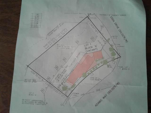 1A Adams Way Lot 1 Bk A, Santa Rosa Beach, FL 32459 (MLS #841625) :: ResortQuest Real Estate