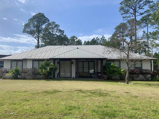 265 W Hewett Road, Santa Rosa Beach, FL 32459 (MLS #841719) :: The Beach Group