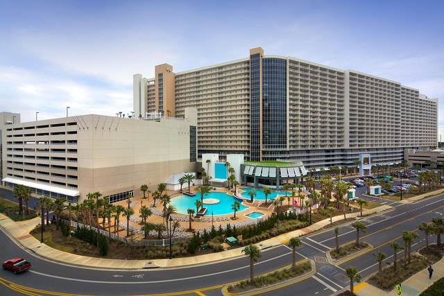 9860 S Thomas Drive Unit 611, Panama City Beach, FL 32408 (MLS #841781) :: Classic Luxury Real Estate, LLC