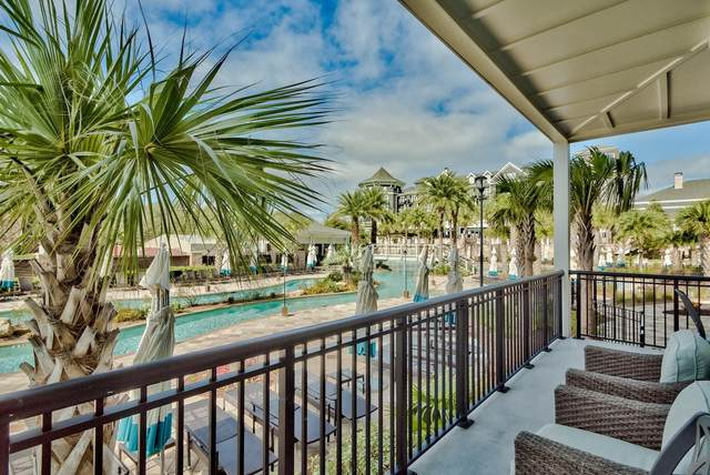 100 Matthew Boulevard #114, Destin, FL 32541 (MLS #841793) :: Coastal Luxury