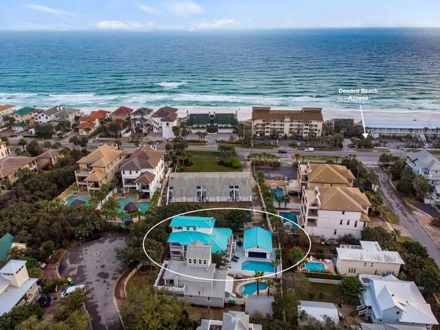 56 Kokomo Row, Destin, FL 32541 (MLS #841872) :: Classic Luxury Real Estate, LLC