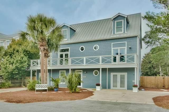 111 Buddy Street, Santa Rosa Beach, FL 32459 (MLS #841995) :: Scenic Sotheby's International Realty