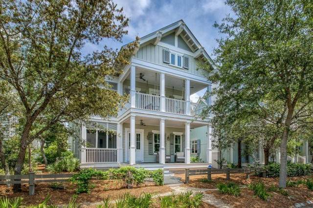 31 Bluejack Street, Santa Rosa Beach, FL 32459 (MLS #842023) :: Linda Miller Real Estate